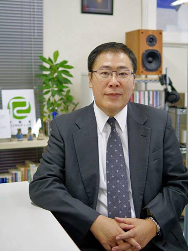 代表取締役 上野 博